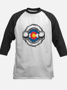 Colorado Golf Kids Baseball Jersey