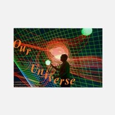 Sunisthefuture-Our Universe Rectangle Magnet