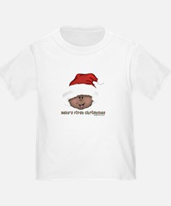 African American Xmas T