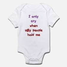 Cute Funny baby and kids Onesie