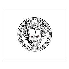 New Arlovski Logo White Posters