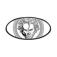 New Arlovski Logo White Patches
