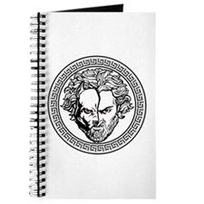 New Arlovski Logo White Journal
