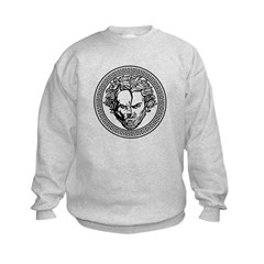 New Arlovski Logo White Sweatshirt