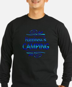 Happiness is Camping T
