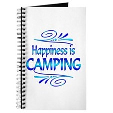 Happiness is Camping Journal