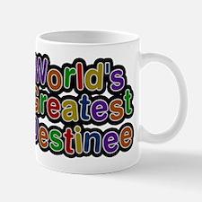 Worlds Greatest Destinee Mugs