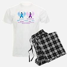 Chiari/Syringomyelia Awareness Pajamas