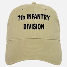7TH INFANTRY DIVISION Baseball Baseball Cap