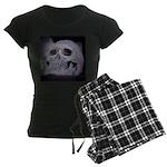 Scary Skull Women's Dark Pajamas