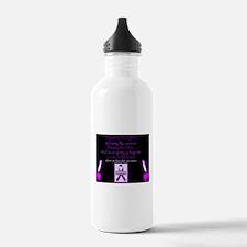 Chiari/Syringomyelia Awareness Water Bottle