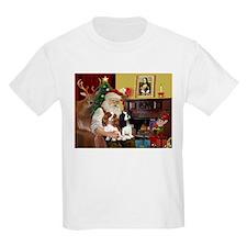 Santa's 2 Cavaliers T-Shirt