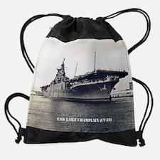 lchamplaincv.jpg Drawstring Bag