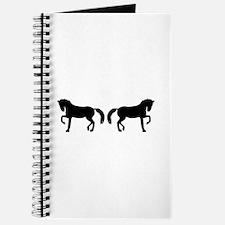 Dressage horses Journal