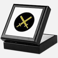 Knight's Marshal Keepsake Box
