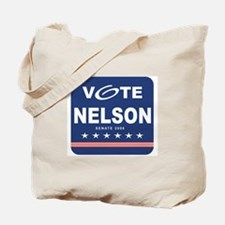 Vote Bill Nelson Tote Bag