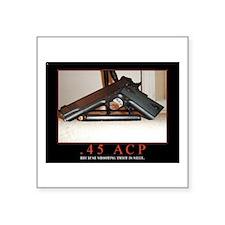 .45 ACP Sticker