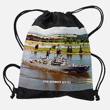 sterett cg calendar.jpg Drawstring Bag