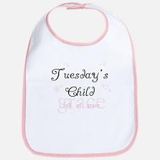 Tuesday's Child Bib