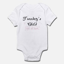 Tuesday's Child Infant Bodysuit