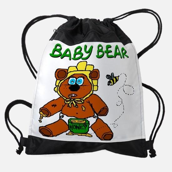 Baby Bear.png Drawstring Bag