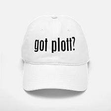 Got Plott? Baseball Baseball Cap
