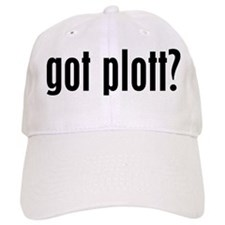 Got Plott? Baseball Cap