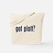 Got Plott? Tote Bag