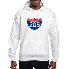 Interstate 205 - CA Hoodie