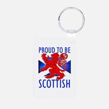Proud to be SCOTTISH Keychains