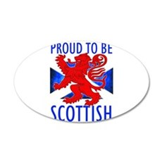 Proud to be SCOTTISH Wall Decal