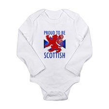 Proud to be SCOTTISH Body Suit