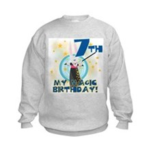 7th Magic Birthday Sweatshirt