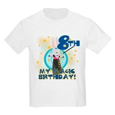 8th Magic Birthday Kids T-Shirt