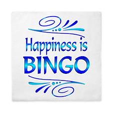 Happiness is Bingo Queen Duvet
