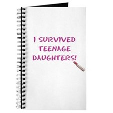I survived teenage daughters Journal