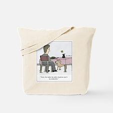 Cute Accountant Tote Bag