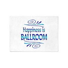 Happiness is Ballroom 5'x7'Area Rug