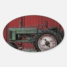Farm Tractor Decal