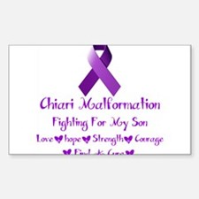 Fighting For My Son Decal
