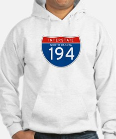 Interstate 194 - ND Hoodie