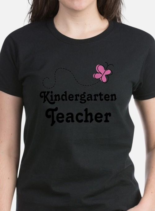 Kindergarten Teacher (pink) T-Shirt
