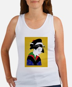 Geisha Girl Tank Top