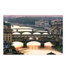 Ponte Vecchio Postcards (Package of 8)