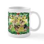 Chicks For Christmas! Mug