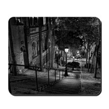 Montmartre stairs Mousepad
