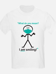 I AM Smiling! T-Shirt