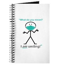 I AM Smiling! Journal