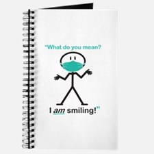 I AM Smiling! Journal