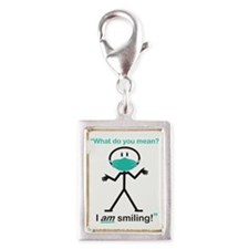 I AM Smiling! Charms